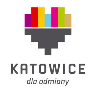 Katowice Logo pion kolor300piks