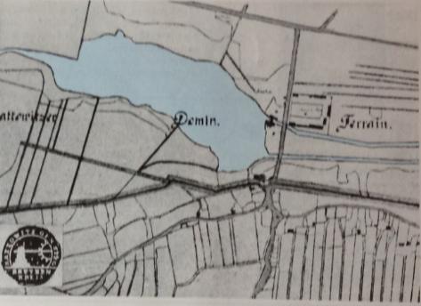 1823 Katowice map