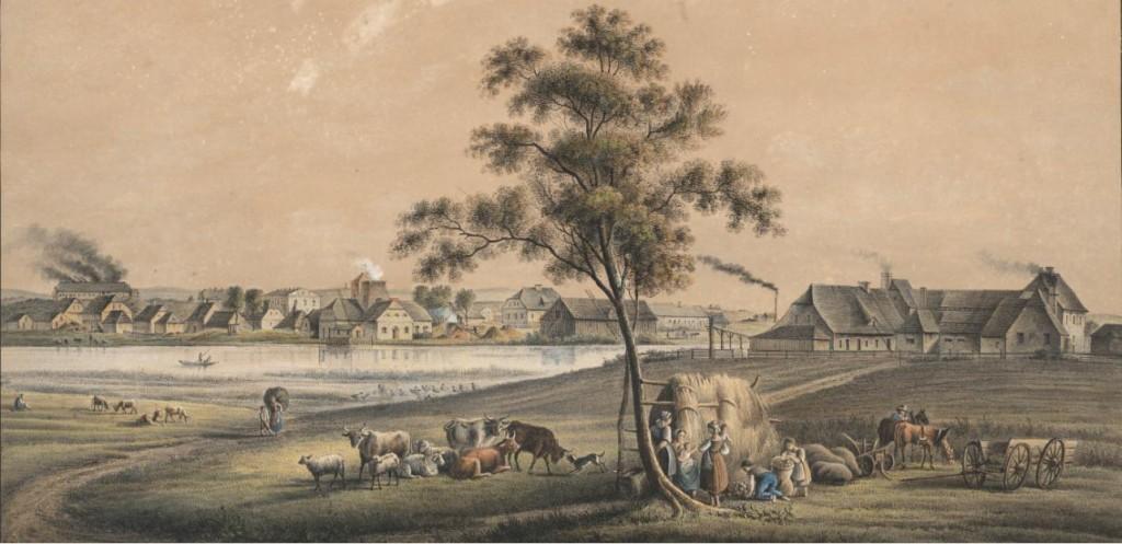 Katowice ok. 1850
