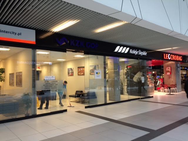 KZK GOP Passenger Service Centre